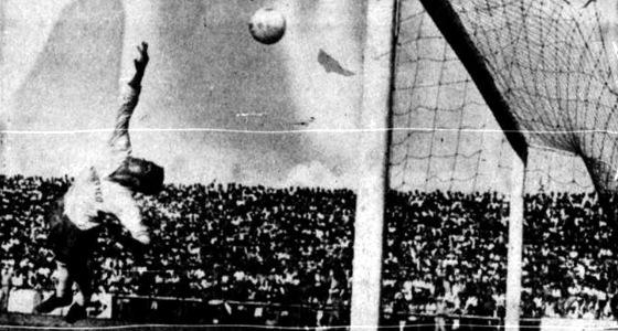 Pernambucano 1970, final: Santa Cruz 2 x 0 Náutico. Foto: Arquivo/Diario de Pernambuco