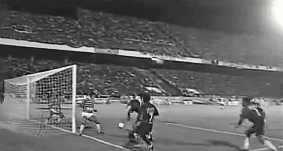 Pernambucano 1999, 1º turno: Santa Cruz 1 x 1 Sport. Crédito: Rede Globo/reprodução (via youtube)