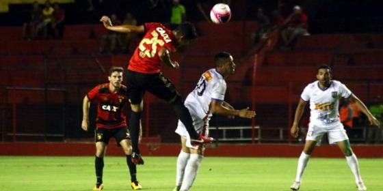 Pernambucano 2018, 9ª rodada: Sport x Acadêmica Vitória. Foto: Williams Aguiar/Sport Club do Recife
