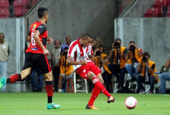 Pernambucano 2018, 9ª rodada: Náutico 1 x 0 Flamengo de Arcoverde. Foto: Ricardo Fernandes/DP