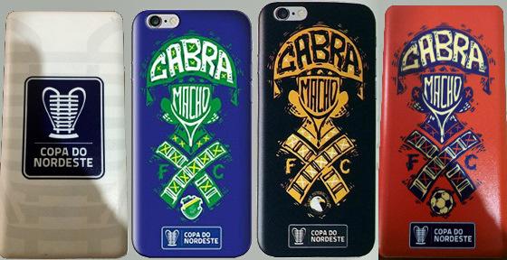 706712f64 Capas para celulares licenciadas da Copa do Nordeste. Fotos  Bruno Reis EI