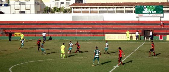 Pernambucano 2018, 10ª rodada: Flamengo 1 x 1 América. Foto: Gilson Martins/Esporte News (esportenewsdr.blogspot.com.br)