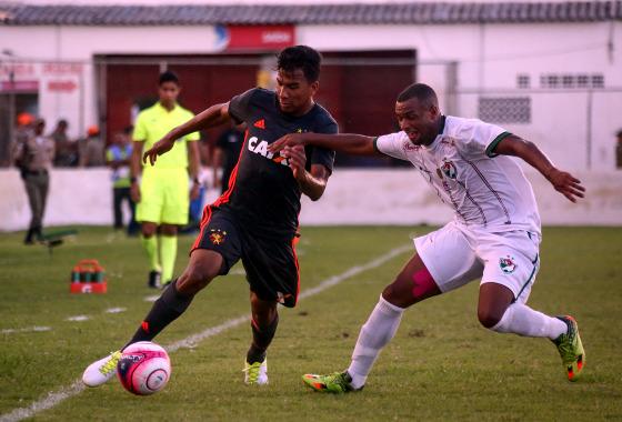 Pernambucano 2018, 10ª rodada: Salgueiro x Sport. Foto: Williams Aguiar/Sport Club do Recife