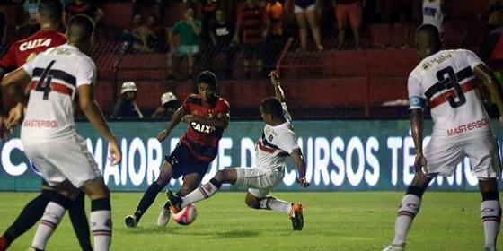 Pernambucano 2018, 11ª rodada: Sport x Santa Cruz. Foto: Williams Aguiar/Sport Club do Recife