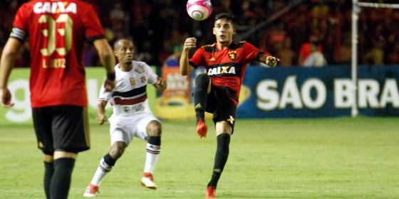 Pernambucano 2018, 11ª rodada: Sport 1 x 1 Santa Cruz. Foto: Ricardo Fernandes/DP