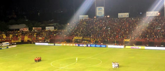 Pernambucano 2018, quartas: Sport 3 x 0 Santa Cruz. Foto: Lindainês Santos/Sport Club do Recife