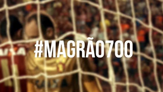Magrão, 700 jogos pelo Sport. Crédito: TV Sport Recife