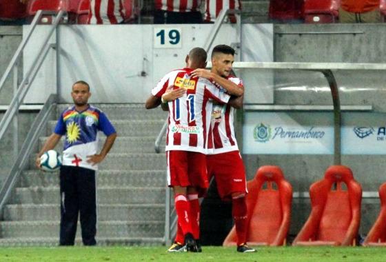 Nordestão 2018, 5ª rodada: Náutico x Botafogo-PB. Foto: Ricardo Fernandes/DP