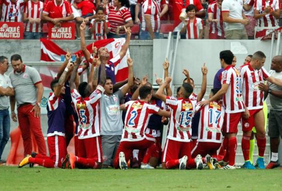 Pernambucano 2018, semifinal: Náutico x Salgueiro. Foto: Ricardo Fernandes/DP