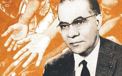 Josué de Castro, o brasileiro  mais respeitado no mundo