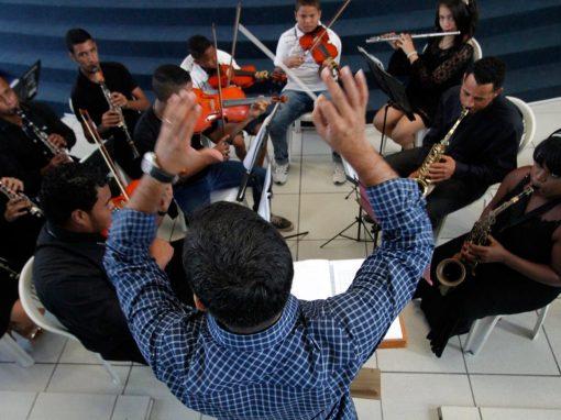 Uma orquestra de vencedores