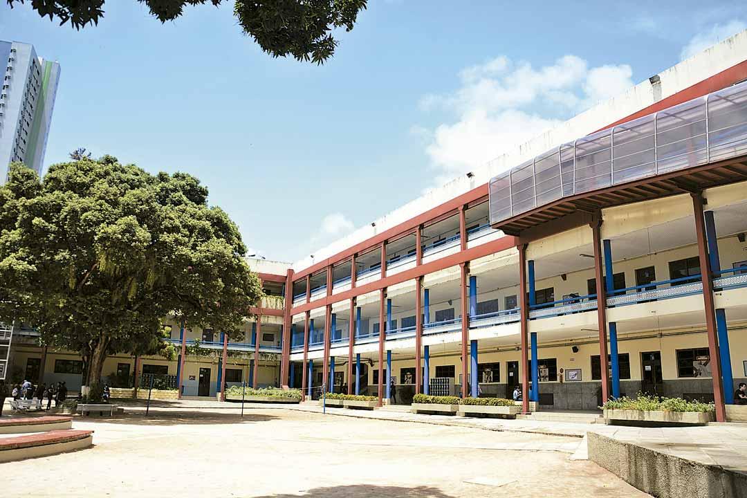 Com 105 anos de existência, a instituição educacional também destaca a ênfase aos valores sociais - Foto: Divulgação