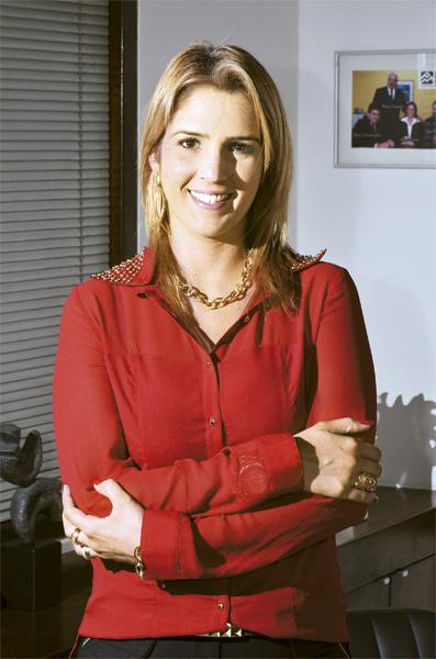 Renata Miranda: olhos voltados para a ampliação dos negócios - Foto: Divulgação