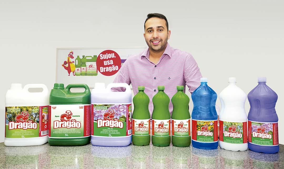 Crescimento nas vendas da marca foi de 16% nos últimos cinco anos - Foto: Divulgação