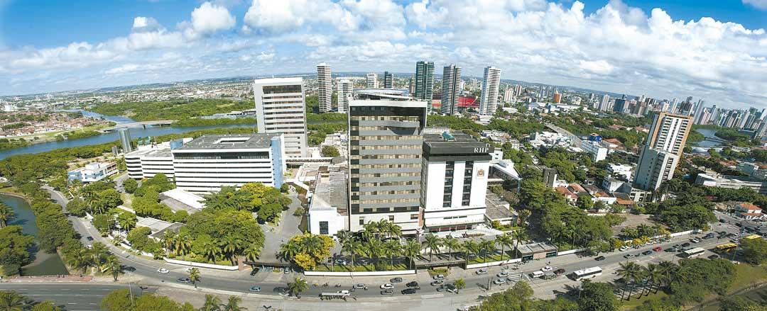 Real Hospital Português já está consolidado como uma das maiores unidades de saúde do Brasil - Foto: Divulgação