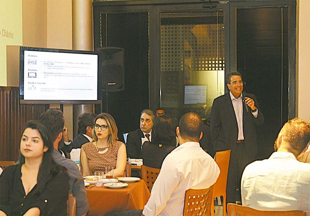 Para o presidente do Diario, Alexandre Rands, a marca precisa se aproximar daquilo que o consumidor procura - Foto: Roberto Ramos/DP