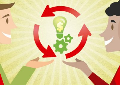 Aposta na inovação para driblar a crise econômica