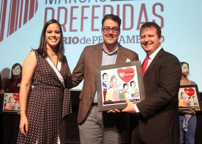31/06/2018 - Nando Chiappetta/DP - Premio Marcas Preferidas - na foto - Rio Mar