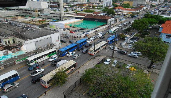 Avenida Cruz Cabugá - Foto - Júlio Jacobina DP.D.A.Press