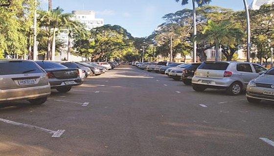 Praça da República - FFoto - Tânia Passos DP/D.A.Press