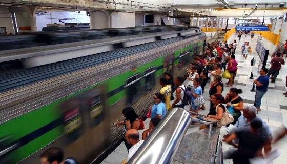 Metrô Recife - Foto Annaclarice Almeida DP.D.A/Press