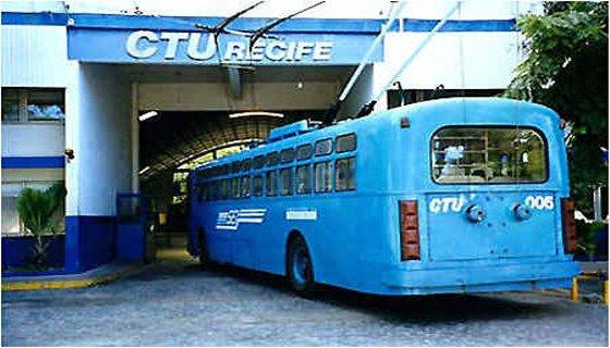 CTU Trólebus - Foto - reprodução/internet