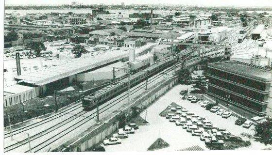 Metrô Recife - Arquivo/DP