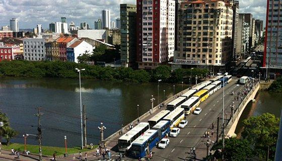 Ônibus Recife - Foto - Toberto Ramos DP.D.A.Press