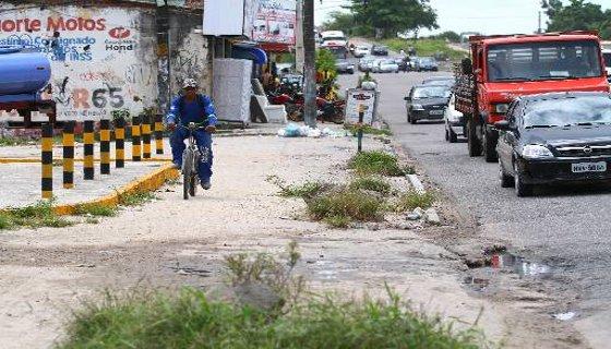 PE15 urbanização e ciclovias Foto Anna clarice Almeida