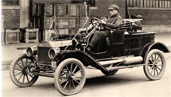 carro antigo - Reprodução/Portal Mobilize