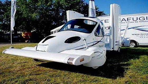 carro voador - reprodução/internet