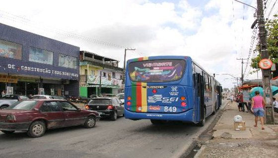 avenida Belmínio Correia - Foto - Tania Passos DP/D.A.Press