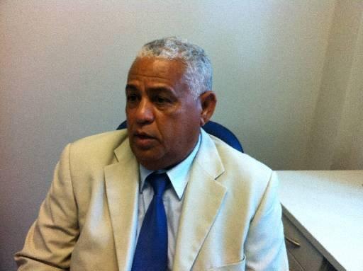 Delegado Paulo Clemente/Delegacia de Santo Amaro/Recife - Foto - Tania Passos DP/D.A.Press