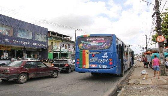 Avenida Belmino Correia, Camaragibe - Foto - Tânia Passos DP/D.A.Press