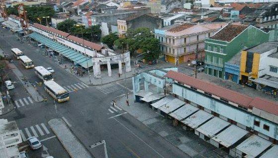 Avenida Dantas terá estações do BRT para o corredor Norte/Sul - Foto - Edvaldo Rodrigues DP/D.A.Press