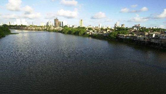 Rio Capibaribe vai ter trecho navegável no Recife - Foto - Gil Vicente DP/D.A.Press