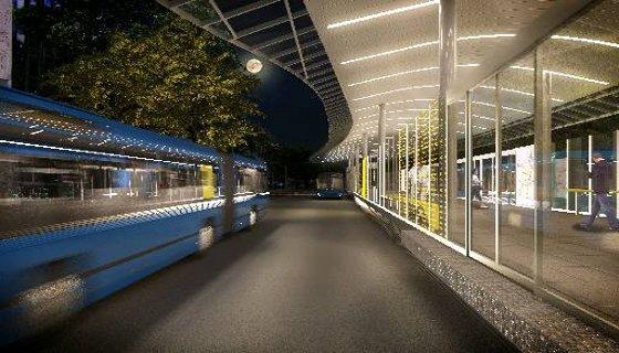 Em Belo Horizonte o BRT recebeu o nome de Move