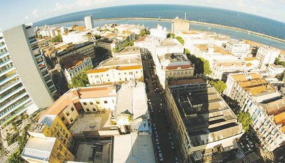 Bairro do Recife terá Zona 30 em 22 vias do bairro. Foto - Inês Campelo DP/D.A.Press