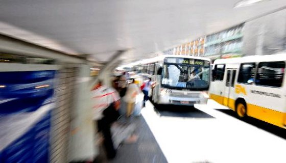 Paradas de ônibus do Recife vão ter wi-fi Foto Annaclarice Almeida DP/D.A.Press