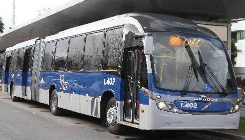 Corredor Leste/Oeste vai começar a operar com sete estações - Foto: Júlio Jacobina DP/D.A.Press