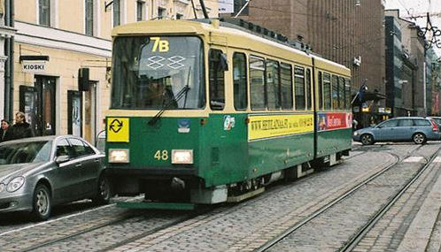 Em dez anos, a capital da Finlândia quer tirar os carros da rua - Foto: Michael Day/Flickr