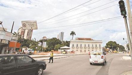Semáforos serão replanejados após novo corredor Foto - Allan Torres Espec DP/D.A.Press
