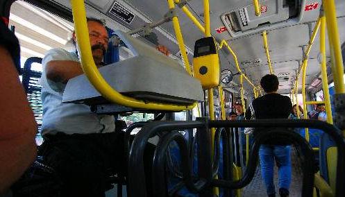 Sistema de Transporte Público de Passageiros precisa abrir as contas ao público - Foto Blenda Souto Maior DP/D.A.Press