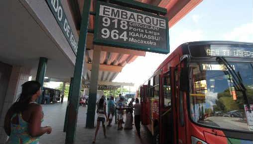 Ônibus convencionais respodem por maior demanda no Norte/Sul Foto Annaclarice Almeida DP/D.A.Press