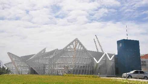 Terminal Marítimo do Recife foi uma das sete obras da Matriz da Copa. Foto:  Maria Eduarda Bione/Esp.DP/D.A P