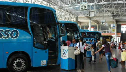Sistema de transporte das linhas intermunicipais vai se adequar à licitação Foto Ricardo Fernandes DP/D.A.Press