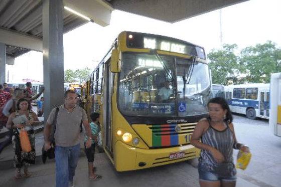 Linha Rio Doce/Circular é a mais curta da Região Metropolitana com 3km de extensão. Foto: João Velozo. Especial DP/D.A.Press
