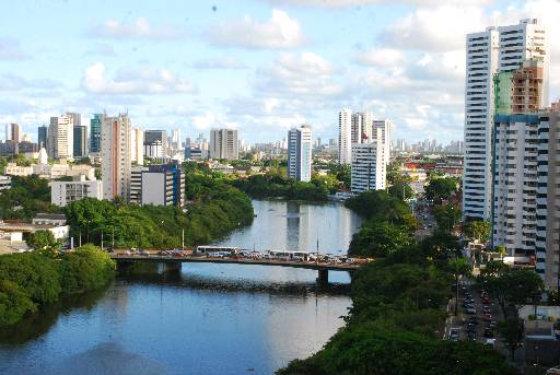 Hidrovia cortando o Recife só deve ocorrer em 2015 Foto - Paulo Paiva DP/D.A.Press