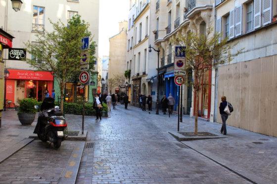 Prioridade ao pedestre estimula caminhadas nos deslocamentos Foto; reprodução/Blog Mobilize Europa