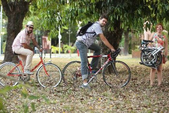 A evolução da bike como modal de transporte urbano Foto: Hesiodo Goes DP/D.A.Press